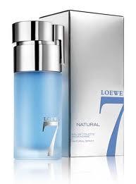 loewe 7 natural blog la central del perfume
