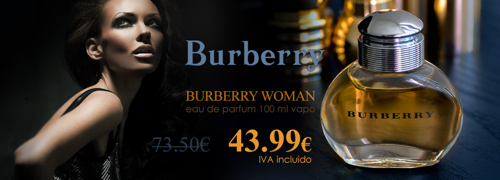 Mujer Burberry