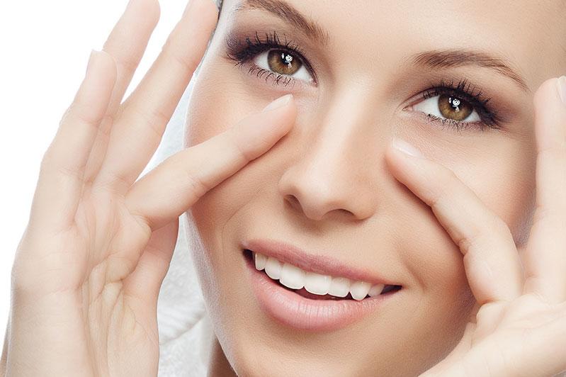 La cosmética coreana de las ojeras
