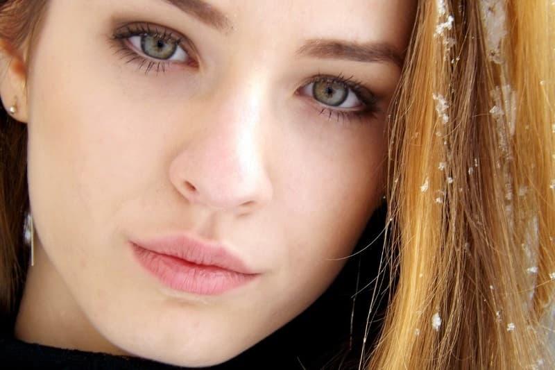 como maquillar los ojos verdes paso a paso
