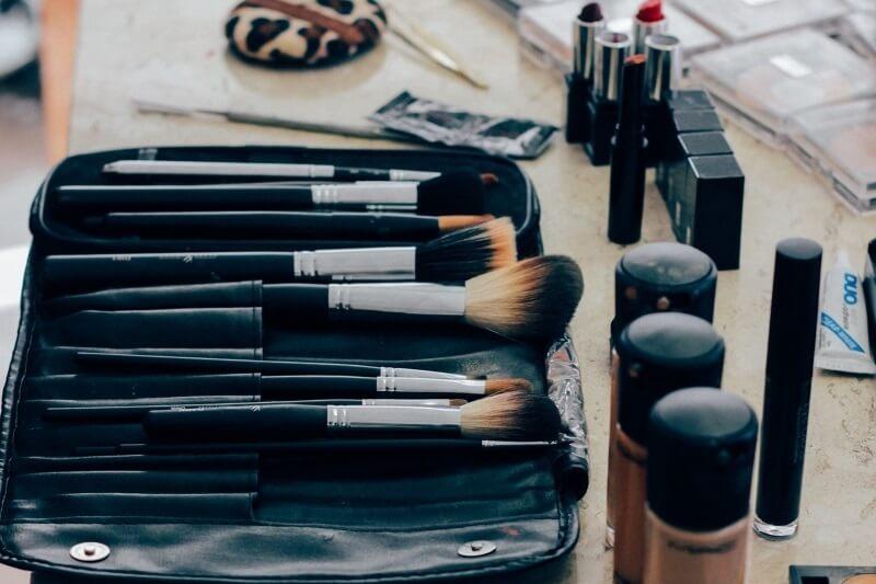 maquillaje no comedogénico