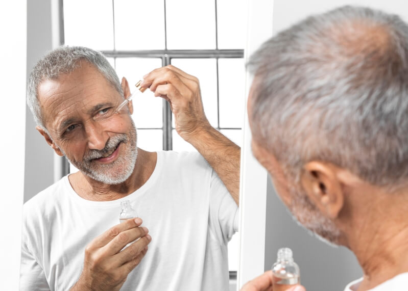 para qué sirve un serum facial